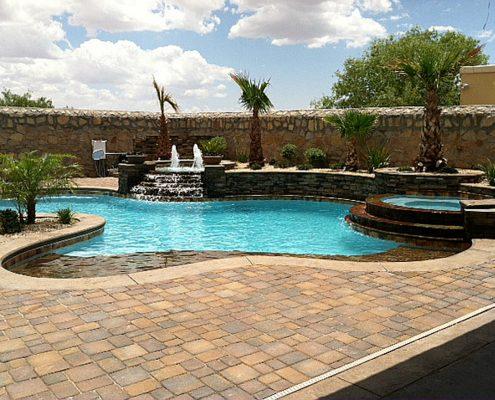 Atlantis Custom Swimming Pools and Spas of El Paso